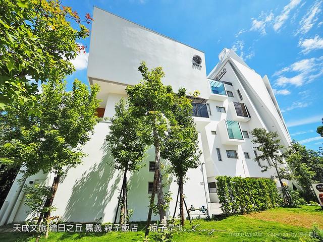 天成文旅 繪日之丘 嘉義 親子飯店 84