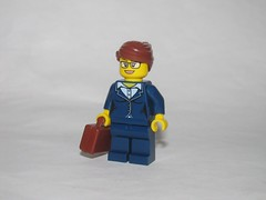 LEGO Business Woman