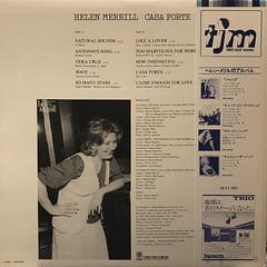 HELEN MERRILL:COSA FORTE(JACKET B)