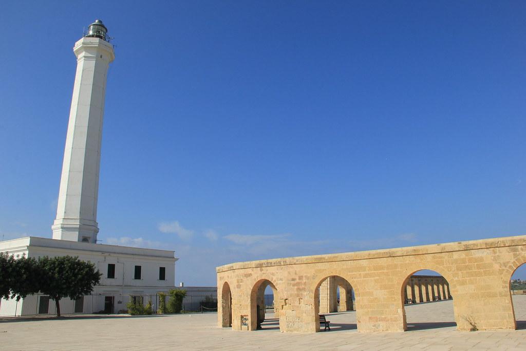 Lighthouse, Santa Maria di Leuca