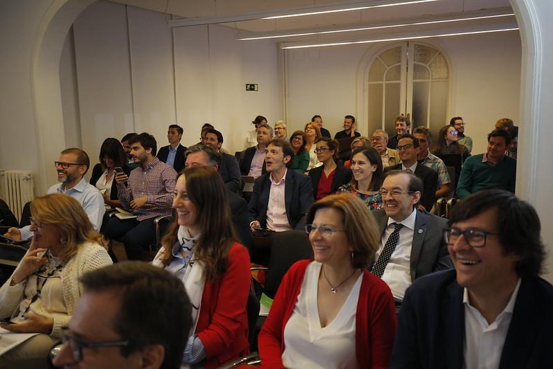 Presentación del Laboratorio de Economía del Comportamiento de Cotec
