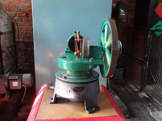 L. Gardner Hot Air Engine