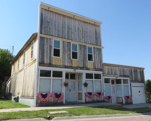 Storefront Building (Hartville, Wyoming)