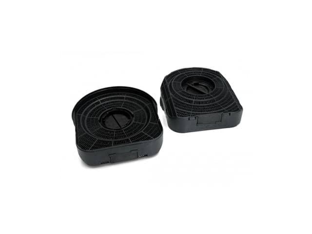 Filtro carbone originale cappa Elica Mod. 200 F00169/1S 2pz ...
