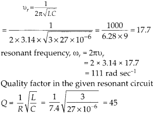 NCERT Solutions for Class 12 Physics Chapter 7 Alternating Current 53