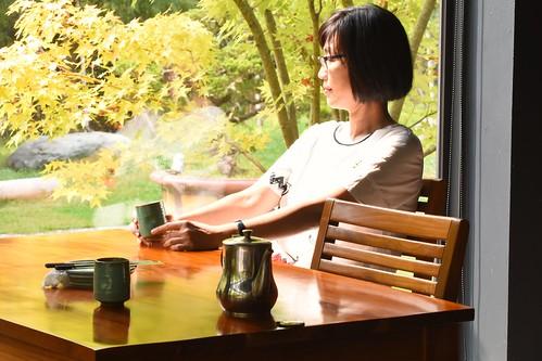 Tea time,