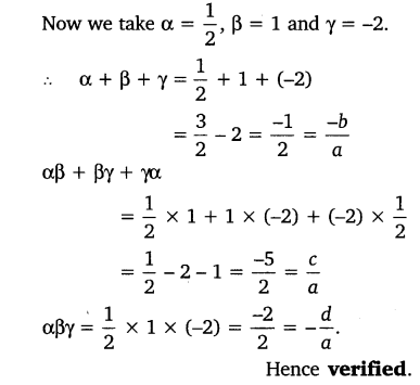 NCERT Solutions for Class 10 Maths Chapter 2 Polynomials e4 1a