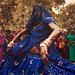 Hijra. Khajuraho, India