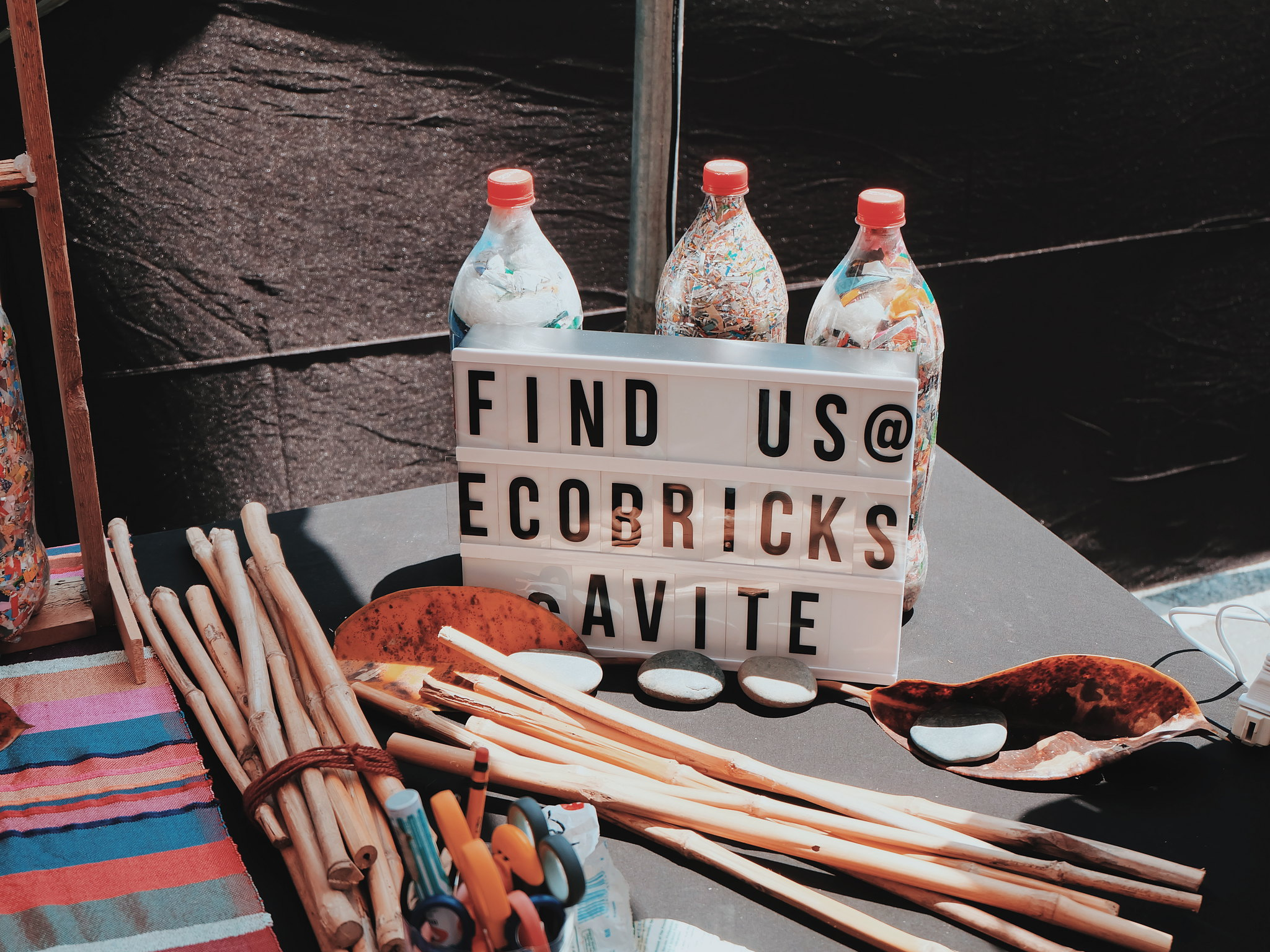 EcoBricks Cavite Juan Earth