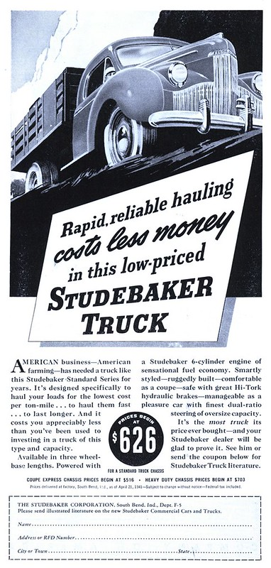 1941 Studebaker