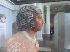 Old Kingdom statue, British Museum