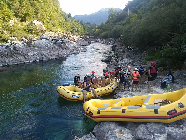 Rafting Neretva only for the rafting