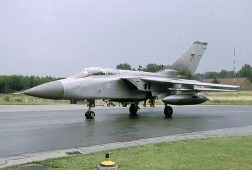 Tornado F3 RAF