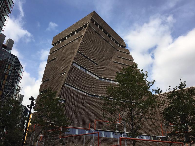 Museos Famosos Arquitectura de Museos Tate Modern
