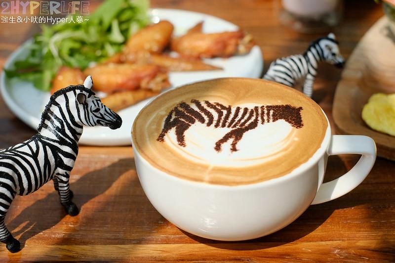 斑馬公寓咖啡 (19)