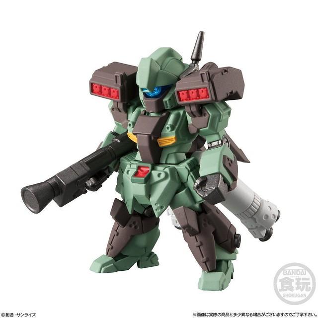 《機動戰士鋼彈》FW GUNDAM CONVERGE #14 第十四彈 「NARRATIVE鋼彈 B裝備」「鋼彈F90」「傑斯塔」等人氣機登場!