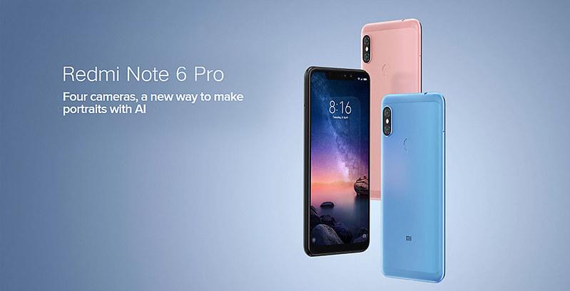 Xiaomi Redmi Note 6 Pro レビュー (2)