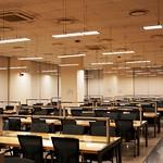 OLED 조명으로 더 밝게, 더 편하게 공부하는 연세대학교 도서관 방문기!