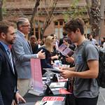 Más de 200 personas participaron en Feria Estudia un LLM en Estados Unidos