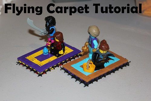 Flying Carpet Tutorial