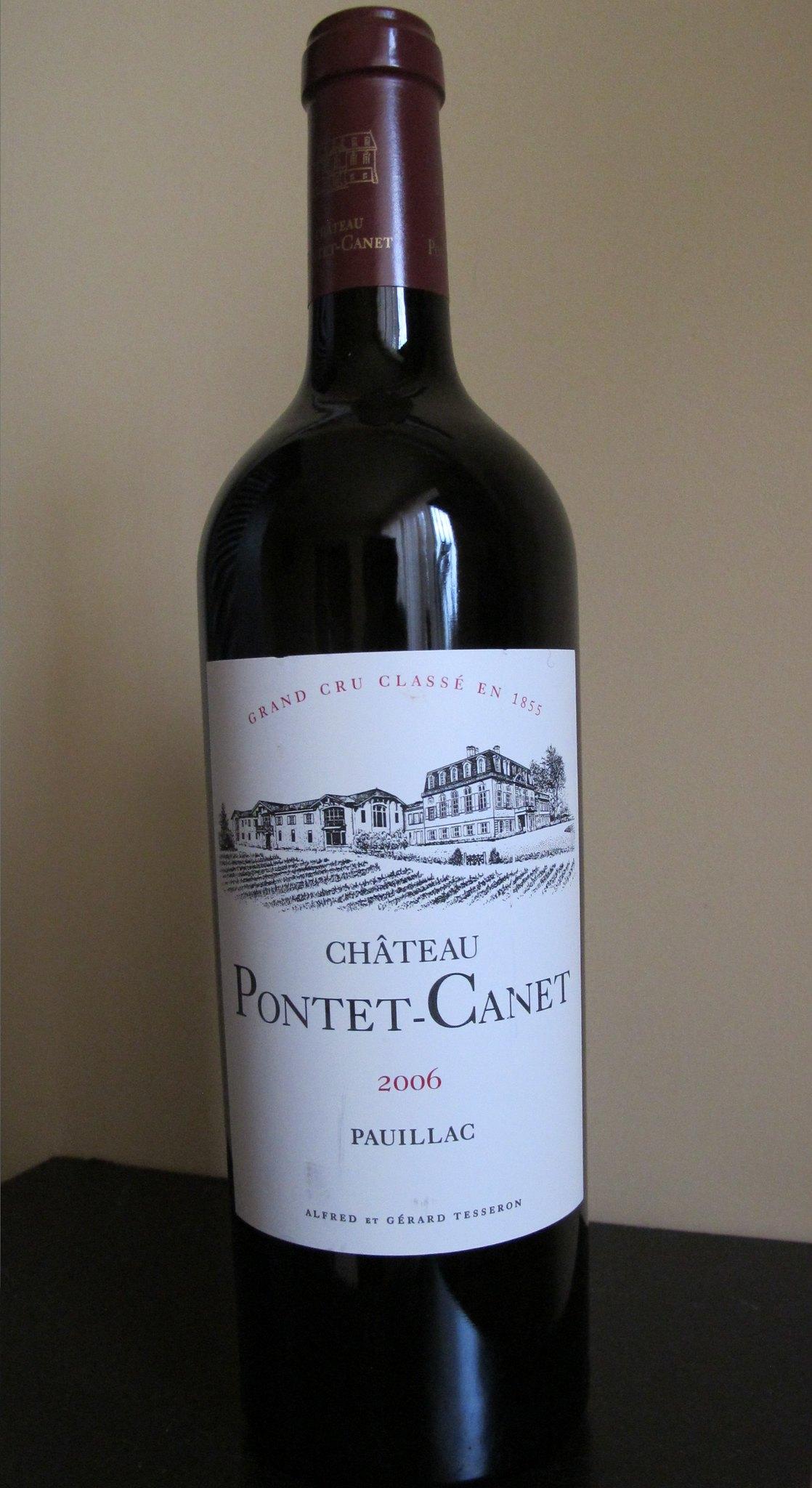 Pontet Canet 2006_1