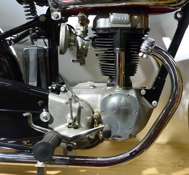 Horex Regina engine