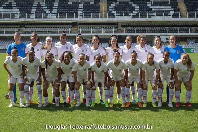 Santos 2 x 0 Rio Preto (Feminino)