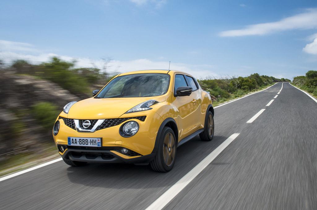 Comprar Nissan Juke