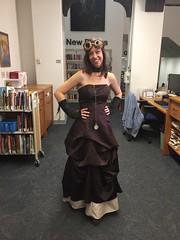 Library Halloween