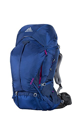 Gregory Mountain Products Deva 60 Liter Women's Multi Day Hiking Backpack | Backpacking, Camping, Travel | Rain Cover Included, Hydration Sleeve and Daypack Included, Durable Straps and Hipbelt | Premium Comfort on the Trail Review