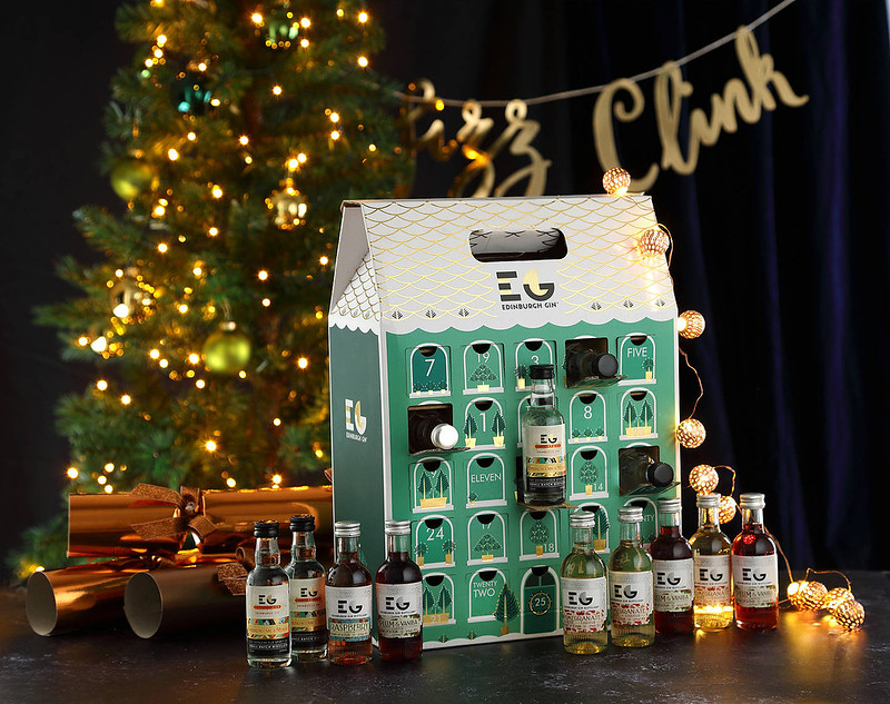 Edinburgh Gin Company Advent Calendar 2018