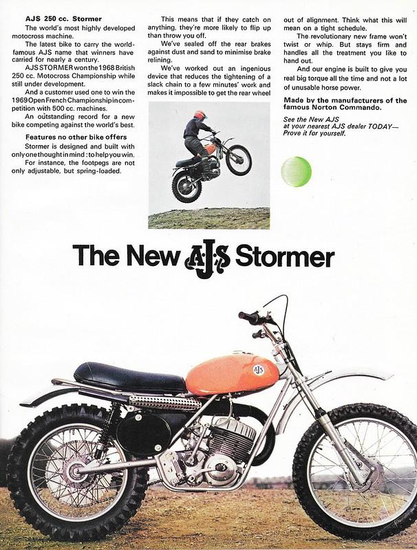 AJS Stormer