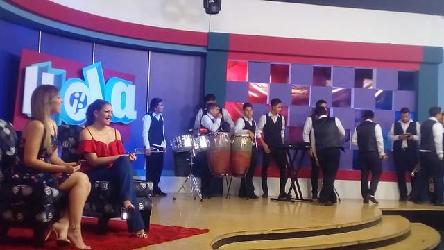 2018 - MARZO 5 - HOLA EL SALVADOR