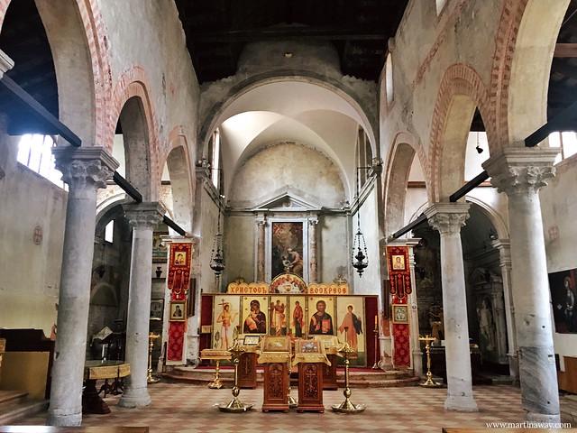 Chiesa di San Zan Degolà
