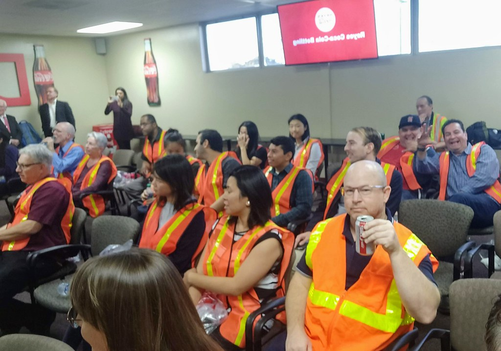 LABS Oct 2018 Coca Cola Tour