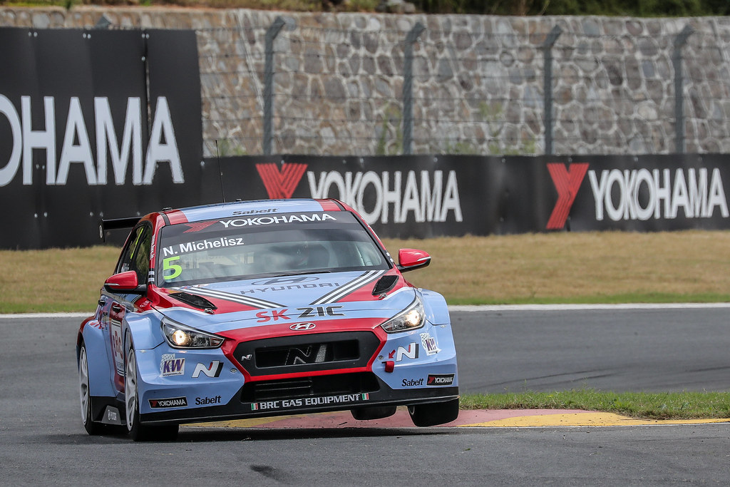 05 MICHELISZ Norbert, (hun), Hyundai i30 N TCR team BRC Racing, action during the 2018 FIA WTCR World Touring Car cup of China, at Ningbo  from September 28 to 30 - Photo Marc de Mattia / DPPI