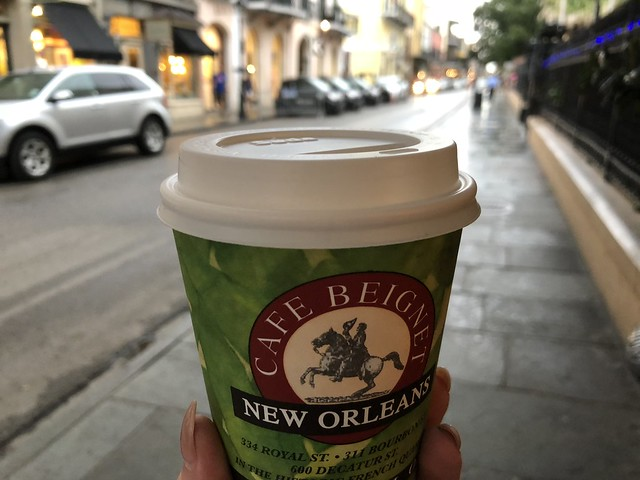Cafe Beignet