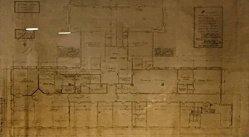 US Grant Hotel Blueprints. From History Comes Alive at The US Grant Hotel