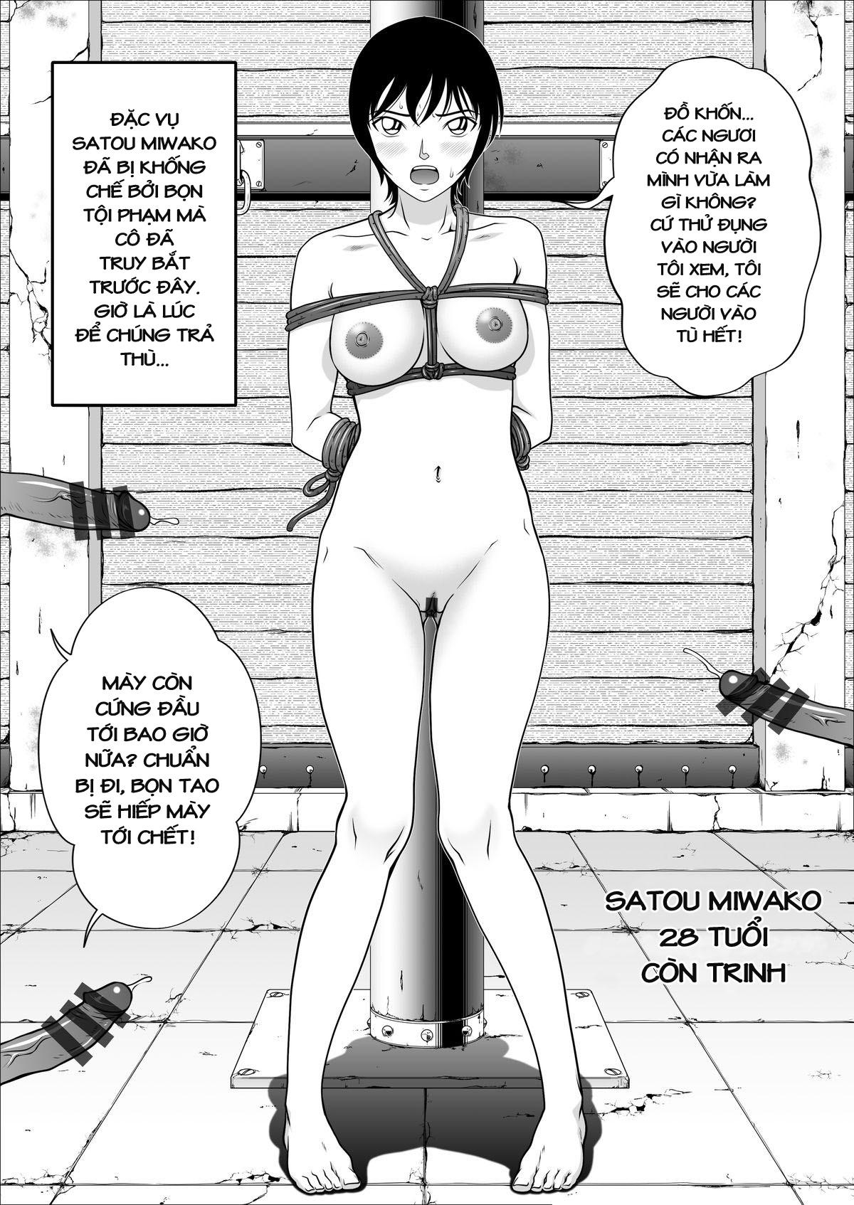 Hình ảnh  in Truyện hentai Black Age