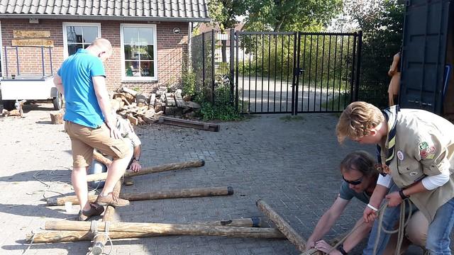 Knotsclub Scouting Brandevoort