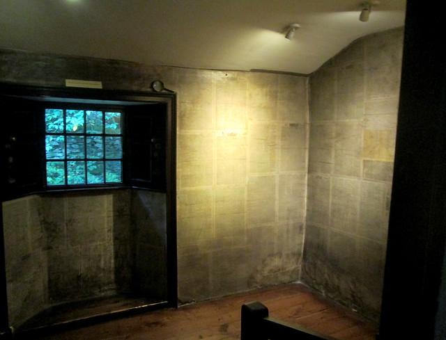 inside Dove  cottage  Dorothy's