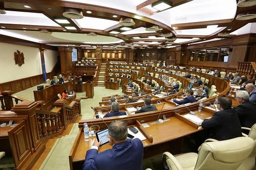 11.10.2018 Ședința plenară a Parlamentului
