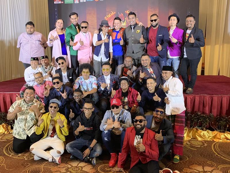 Maharaja Lawak Mega 2018
