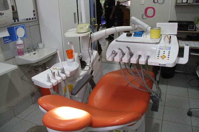 Alcalde de Coltauco inaugura nuevos sillones dentales para el Cesfam comunal