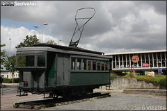 Ancien Tramway de Lyon - Photo of Laon