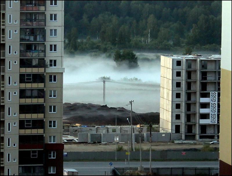 Челябинск 3772 Туман.