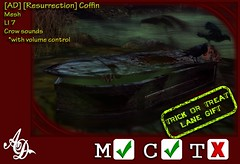 [AD] [Resurrection] Coffin ToT Gift Promo