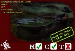 [AD] [Resurrection] Coffin ToT Gift Promo