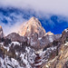 Whitney Peaks from the portal 3426 by JanisInNV
