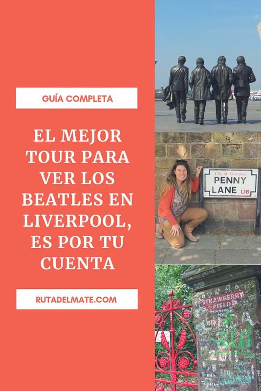 Tour para ver los Beatles en Liverpool class=
